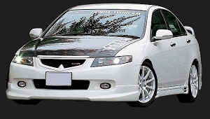 Accord ( '02-)  CL7, CL9 , Acura TSX