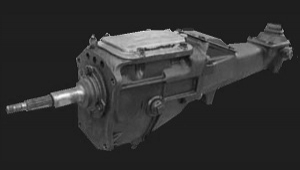 Ford Bullet gearbox