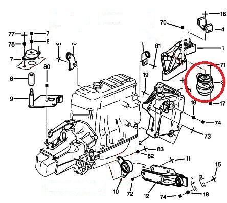2002 Honda Accord Motor Mounts Diagram on fuse box honda crv 2001